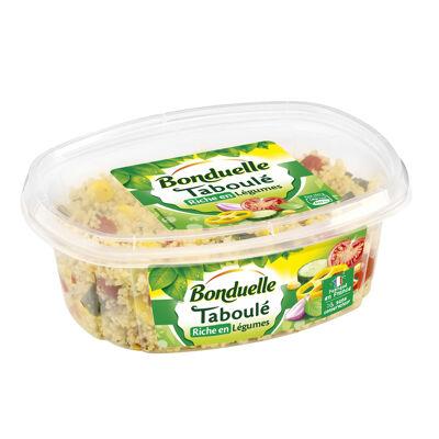 Taboulé riche en légumes (Bonduelle)