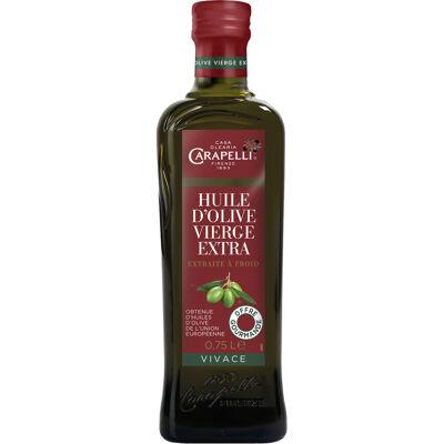 Huile d'olive vierge extra carapelli vivace 75 cl offre gourmande (Carapelli)