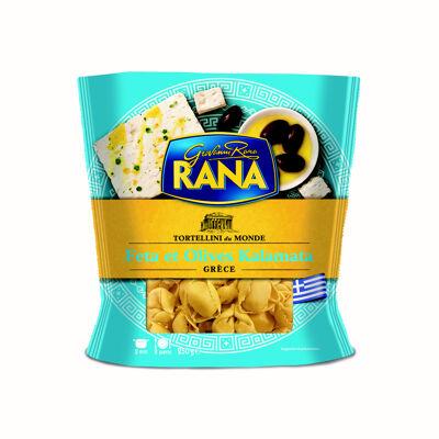 Rana tortellini du monde feta olives 250 grs (Rana)