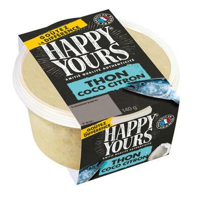 Happyyours thon coco citron 140g (Happy yours)