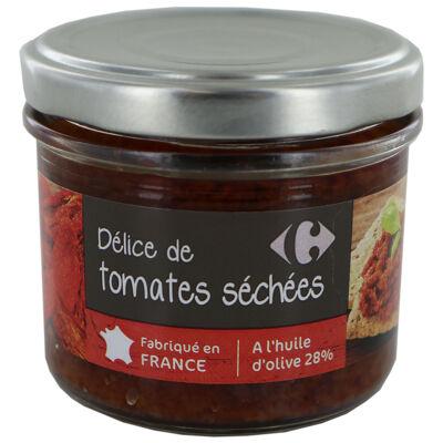 Delice de tomates sechees carrefour selection 100g (Carrefour sélection)