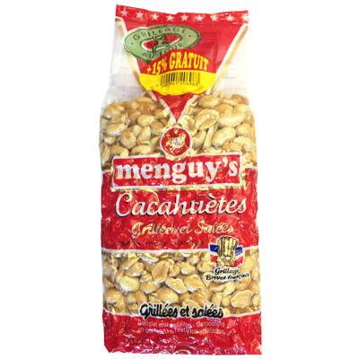 Cacahuètes grillées salées 700 g + 15 % gratuit (Menguy's)