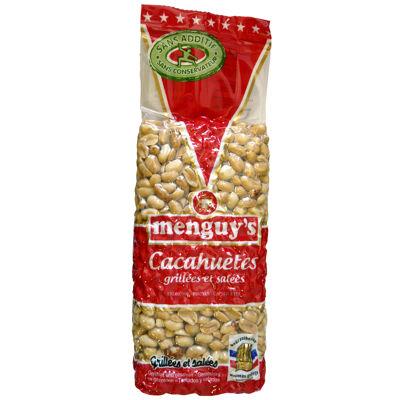 Cacahuètes grillées salées 700 g (Menguy's)