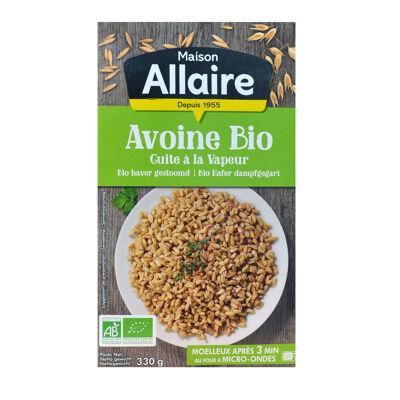 Avoine issue de l'agriculture biologique étui 330g (Allaire)