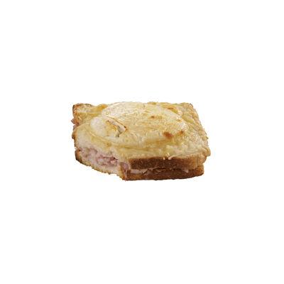 Toast chèvre lardons (Nobrand)