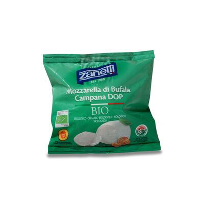 Mozzarella di bufala aop bio 125g (Zanetti)
