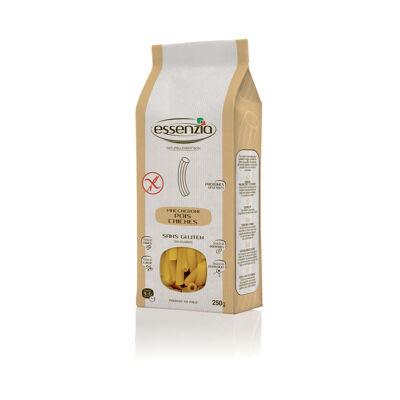 Essenzia pâtes sans gluten maccheroni pois chiches 250 g (Essenzia)