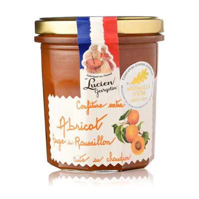 Conf extra d'abricots du roussillon 350g - recettes au chaudron (Les recettes cuites au chaudron)