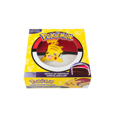 Gateau pokemon - 850g (Lightbody europe)