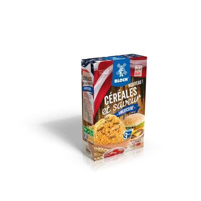Céréales et saveur américaine 300g bloch (Bloch)