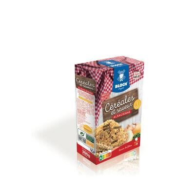 Céréales et saveur alsacienne 300g bloch (Bloch)