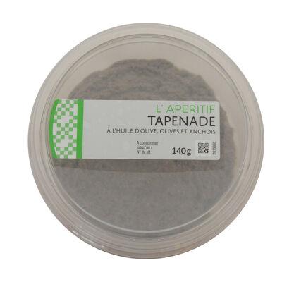 Tapenade a l'huile d'olive 140 gr (Mix buffet)
