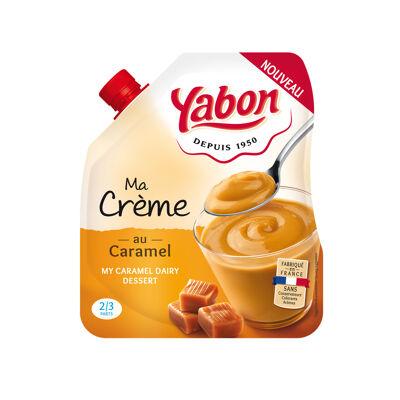 Ma crème dessert au caramel (Yabon)