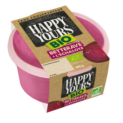 Happyyours betterave bio 165g (Happy yours)