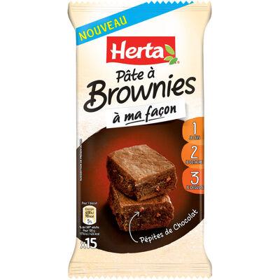 Herta pâte à brownie 350g (Herta)