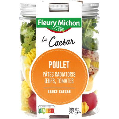 Salad jar - la caesar (Fleury michon)