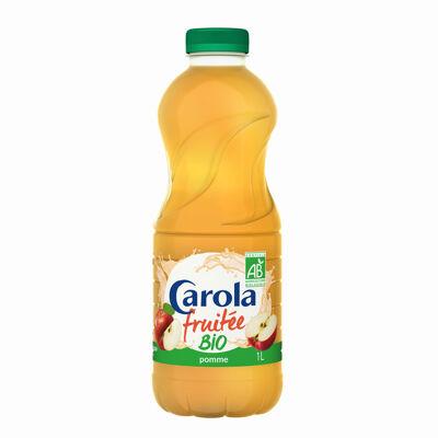 Carola fruitee bio pomme 1l (Carola)