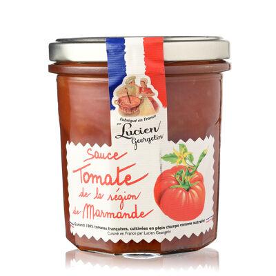 Sauce aux tomates de marmande 300g les recettes cuites au chaudron (Les recettes cuites au chaudron)