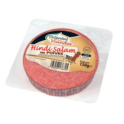 Hindi salam au poivre halal 150g ov (Oriental viandes)