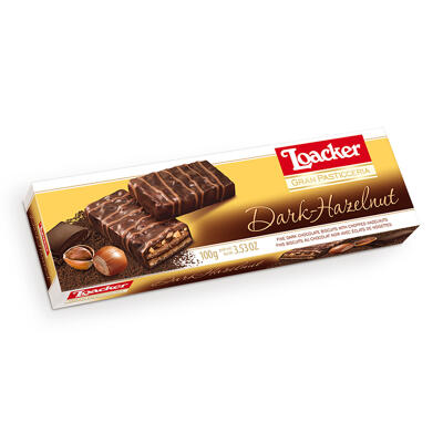 Gp dark hazelnut 100g - loacker - 100g (Loacker)
