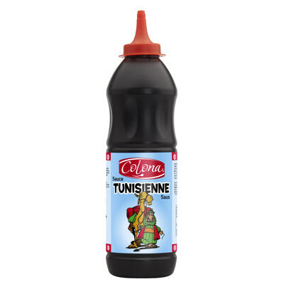 Sauce tunisienne tube gm (Colona)