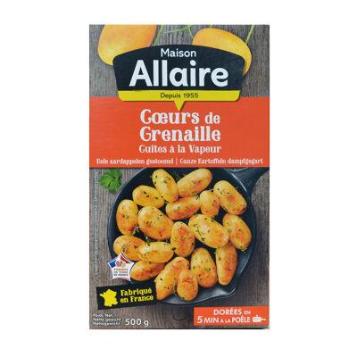 Pommes de terre entières étui 500g (Allaire)
