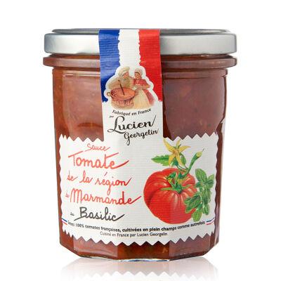 Sauce tomate de la region de marmande au basilic 300g - les legumes a ma facon (Les recettes cuites au chaudron)
