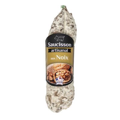 Saucisson aux noix 180g (Alliance producteur)