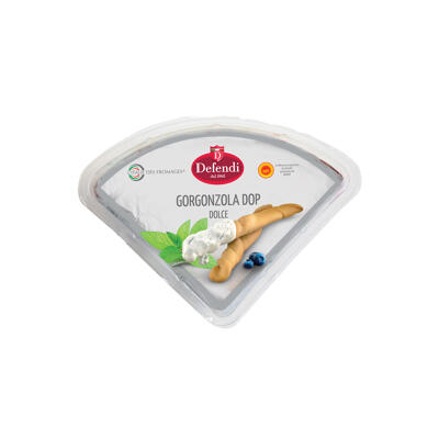 Gorgonzola dop dolce 1/8 (L'italie des fromages)