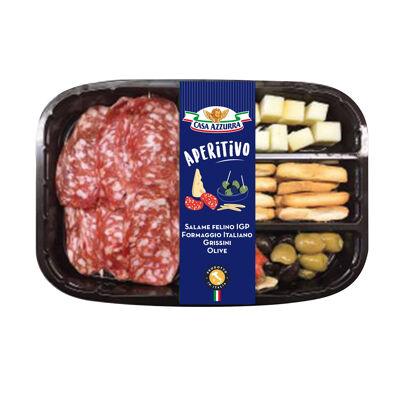 Plateau apéritif salami (Casa azzurra)