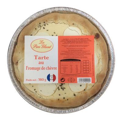 Tarte au fromage de chèvre 380g (Le père glacet)