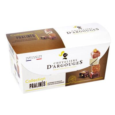 Ass chocolats collection praline bal 185g cx12 (Les chevaliers d argouges)