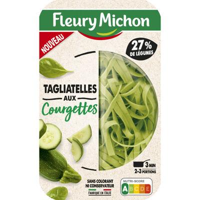 Tagliatelles aux courgettes (Fleury michon)