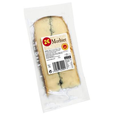 Portion morbier 120g 2 euros fe (Prix ronds)