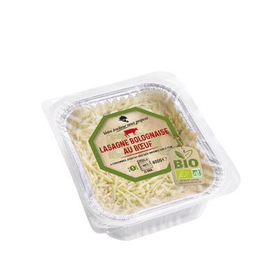 Lasagne bolognaise boeuf bio 400g (Votre traiteur vous propose)