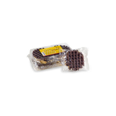 8 gaufres pur beurre chocolat noir biologique (Biscuiterie latour)