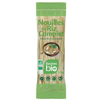 Nouilles de riz complet bio racines bio - 220g (Racines bio)