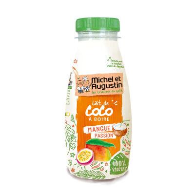 Coco à boire mangue passion ananas 250ml (Michel et augustin)