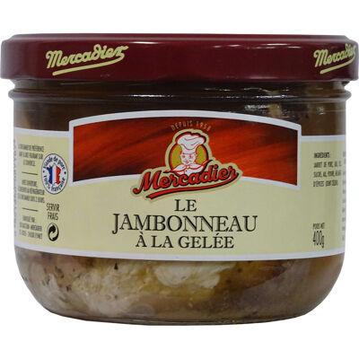 Jambonneau a la gelee (Mercadier)