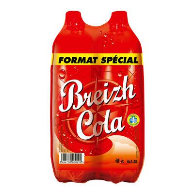 Breizh cola 4x1.5 l format spécial (Breizh cola)