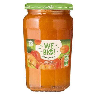 Préparation abricot bio 720g (We bio)