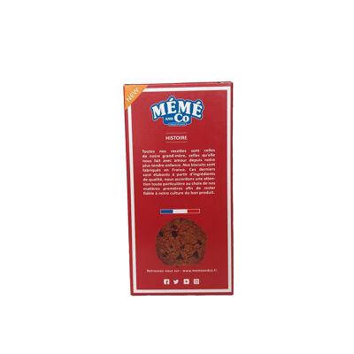 Cookies tout chocolat mac 128g (Mémé and co)