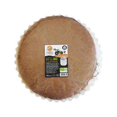 4 galettes de ble noir bio au sel de guérande (Les délices de landeleau)