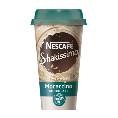 Nescafe shakissimo latte moccaccino 1x190ml (Nescafé shakissimo)
