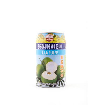 Boisson à la pulpe de noix de coco jeune 330ml (Psp)