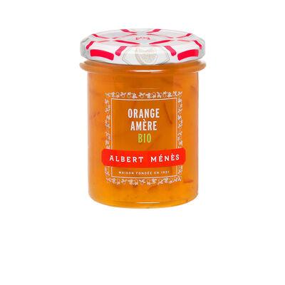 Bio marmelade d'orange amere 230 g (Albert ménès)
