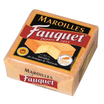 Fauquet maroilles aop coupe 750g 26% (Fauquet)