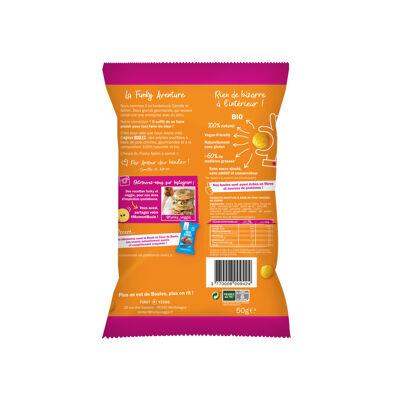 L'apero boules - curry bio 50g (Funky veggie)