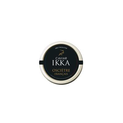 Caviar oscietre francais ikka 30g (Ikka)