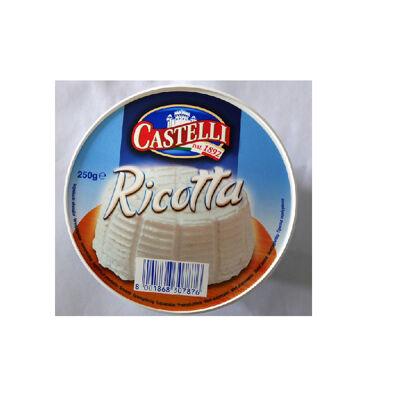 Ricotta castelli 250 g (Castelli)